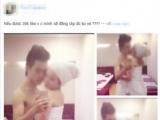 Cặp đôi gây shock với hình ảnh ôm hôn thắm thiết trong nhà nghỉ