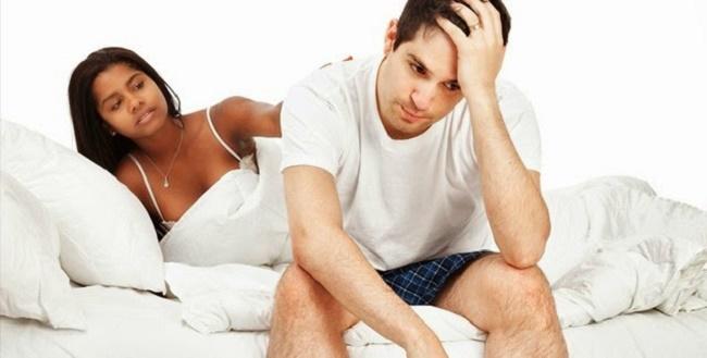 Rối loạn cương dương khiến nam giới đau đầu